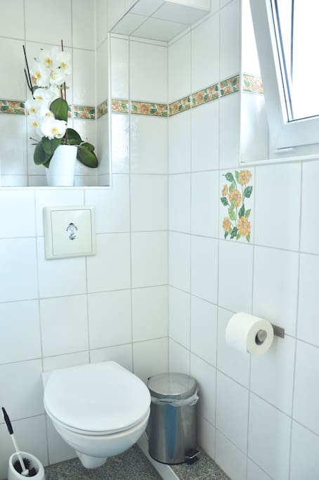 Privates Badezimmer   Private Bathroom
