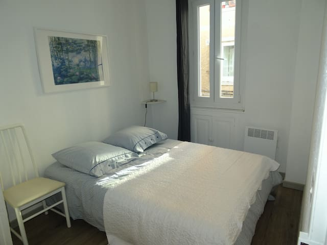Appartement au Mourillon lumineux  confortable