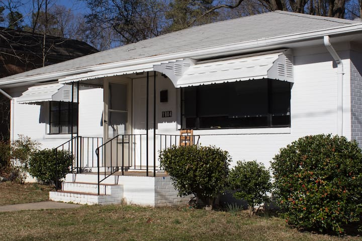 Newly refurbished house close to Downtown - Durham - Casa
