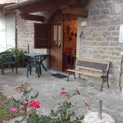 Casa La Verna - Chiusi della Verna - Ev