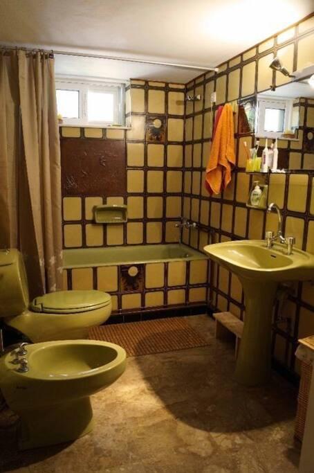 Μπάνιο/Bathroom