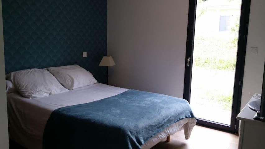 Chambre dans maison tout près de Vichy