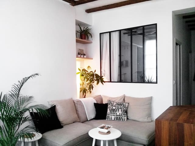 Joli studio au coeur de Bayonne - Bayonne - Apartment