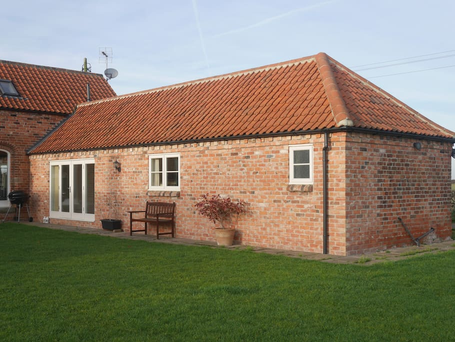 Old Hill Barn Annexe