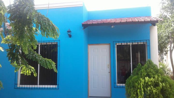 Apartamento con dos habitaciones en Granada