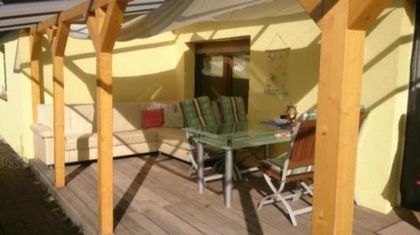 """Zwischen Usedom und Rügen: Wohnung """"Heringsdorf"""" - Brünzow - Apartment"""
