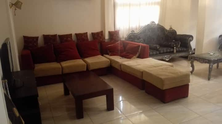 Luxury fully furnished apartment