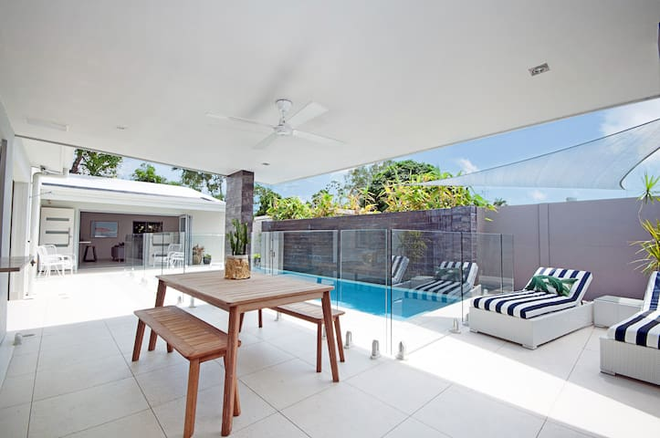 Noosaville Hideaway - Private & Modern With Pool