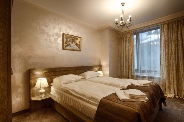 Deluxe Apartment at Forest Glade Hotel- Pamporovo