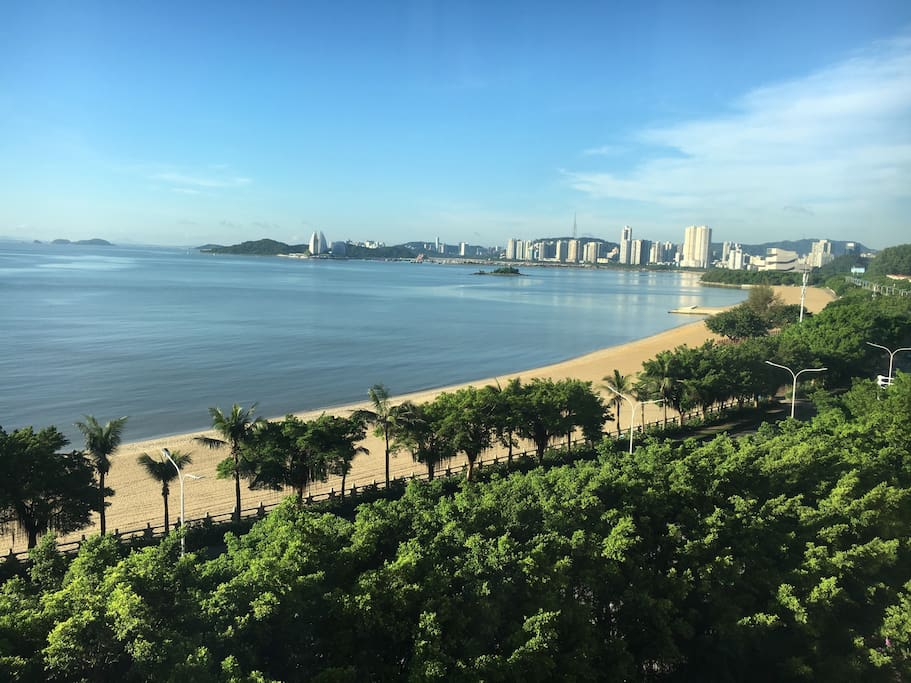 无敌海景,Super Sea View from the apartment