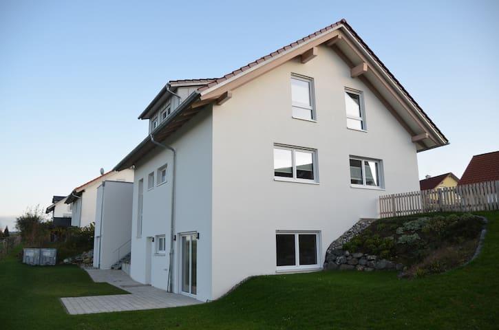 Appartement Allgäu - Neubau