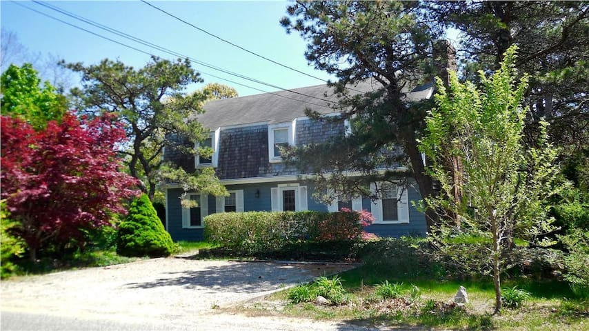 Large Eastham vacation rental - walk to beach