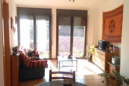 Habitació individual en pis acollidor - Apartemen