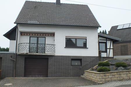Geräumiges/Ruhiges Haus nähe A3 - Neustadt (Wied)