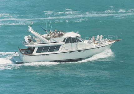 "Welcome Aboard  46' Classic Motoryacht "" Seatrek"" - Fort Lauderdale - Vaixell"