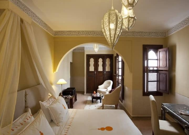 Special Offer – Executive Double Room in Riad Charai
