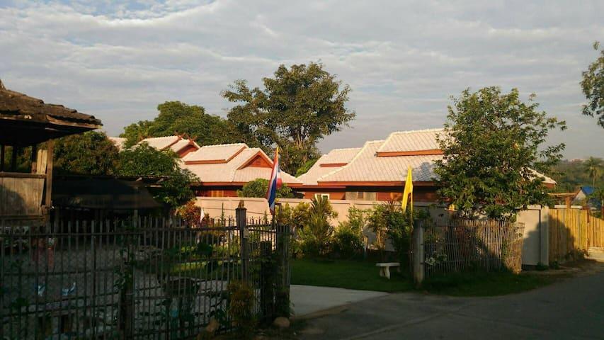 Mae Wang house Chaing mai