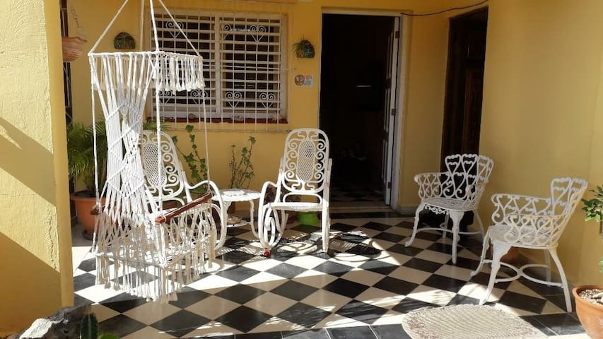Casa Belisa. Room 1.