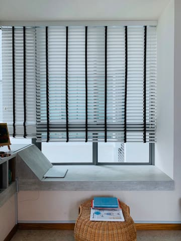 Private room with city view near Orchard