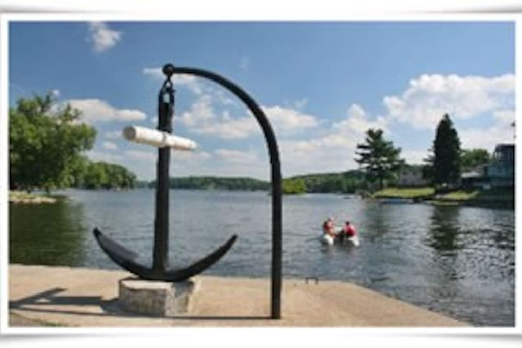 Bed And Breakfast Findley Lake New York