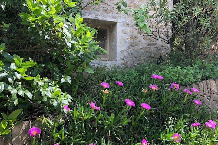 Maison en pierre à 7km du Circuit du Castellet