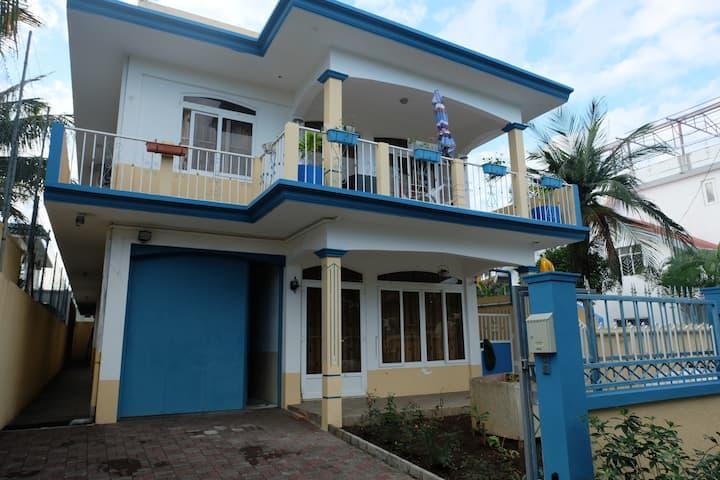 Appartement 5 personnes à la Villa Rialto