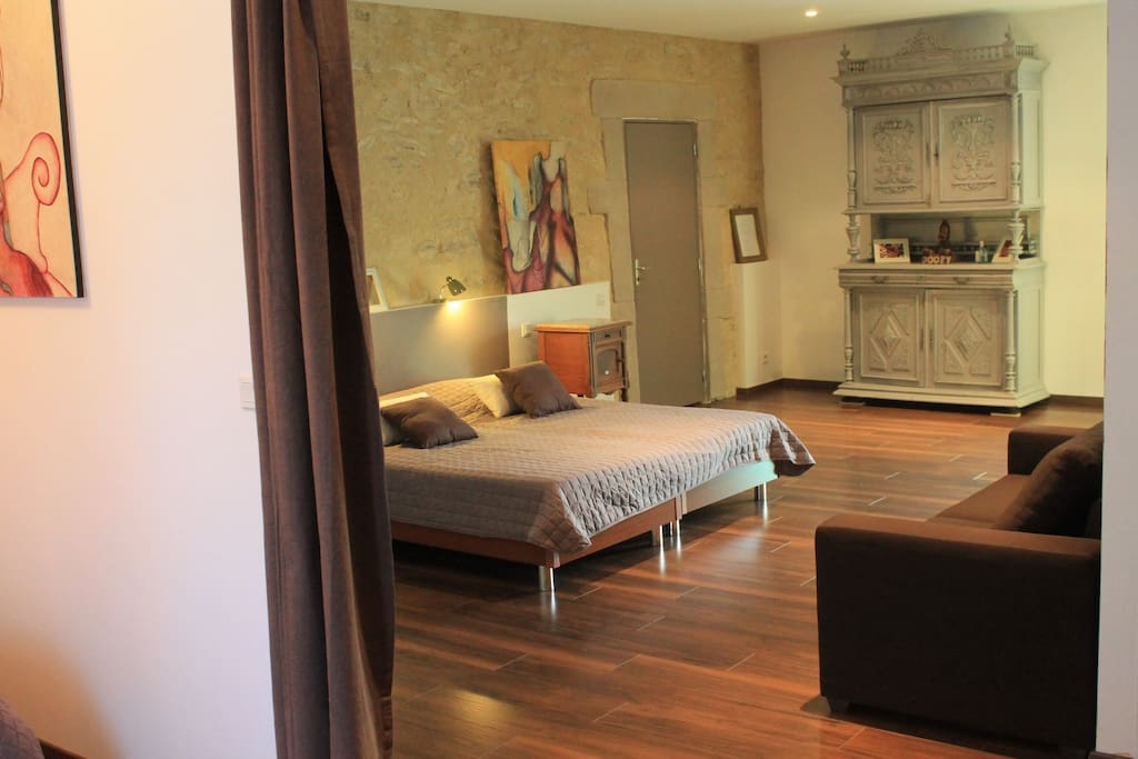 Domaine de saint loup chambres d 39 h tes maisons louer - Chambre d hote saint pol sur ternoise ...