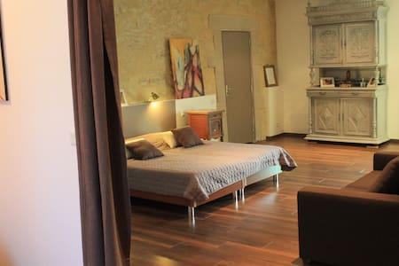 Domaine de Saint Loup chambres d'hôtes - Saint-Donat-sur-l'Herbasse - House