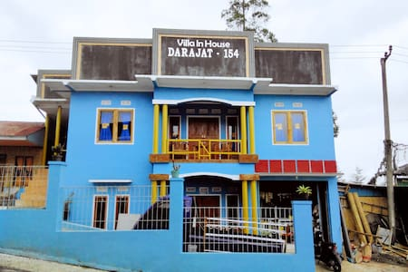 Villa In House Darajat 154 - Pasirwangi - House