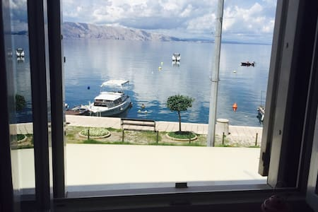 Amazing Flat Right at the Seaside (5 steps away) - Senj