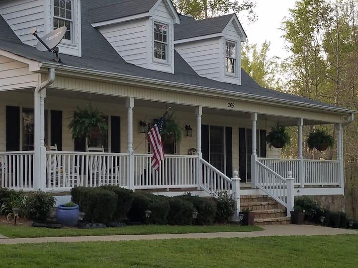 Cartersville retreat