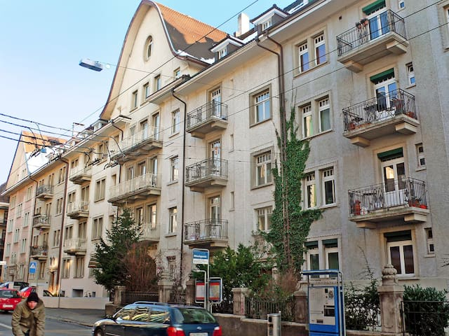 Apartment Seefeld in Zurich for 3 persons