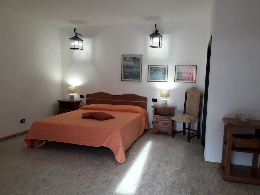 Bed room corner / zona letto