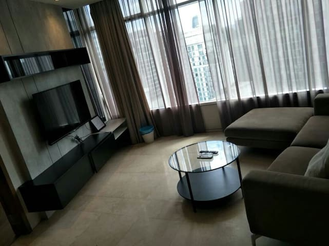 KLCC KL Tower Suites Luxury