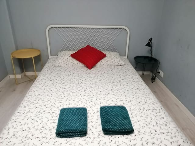 Great Double Room in Lima House
