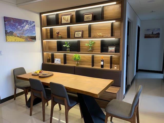 【漫漫輕旅】台北溫馨住宅  #Cozy flat in Taipei