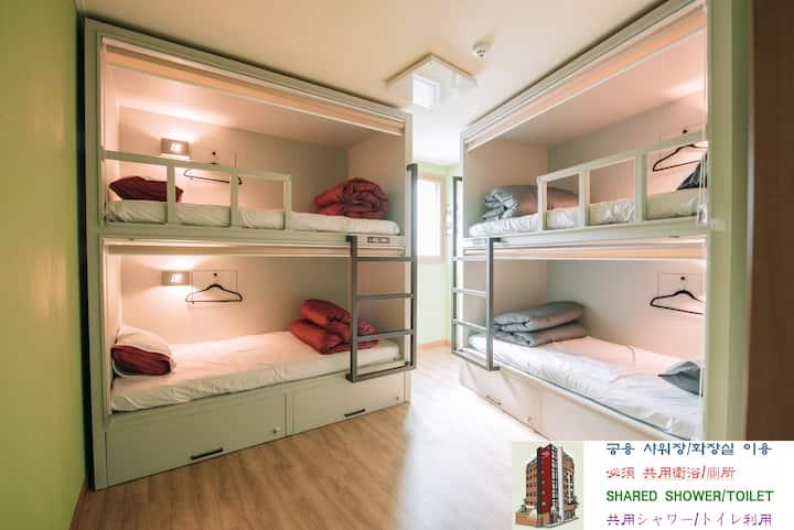 Midtown Hostel Private Room 403