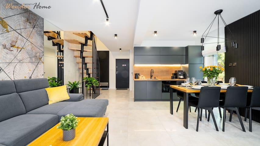 Apartamenty Wonder Home - White House