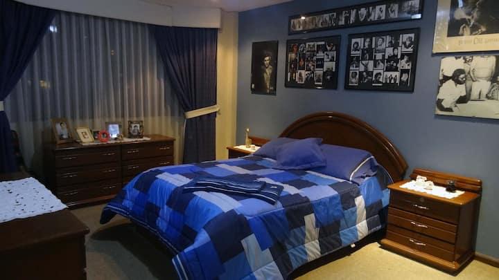 Excelente habitación, zona sur de La Paz
