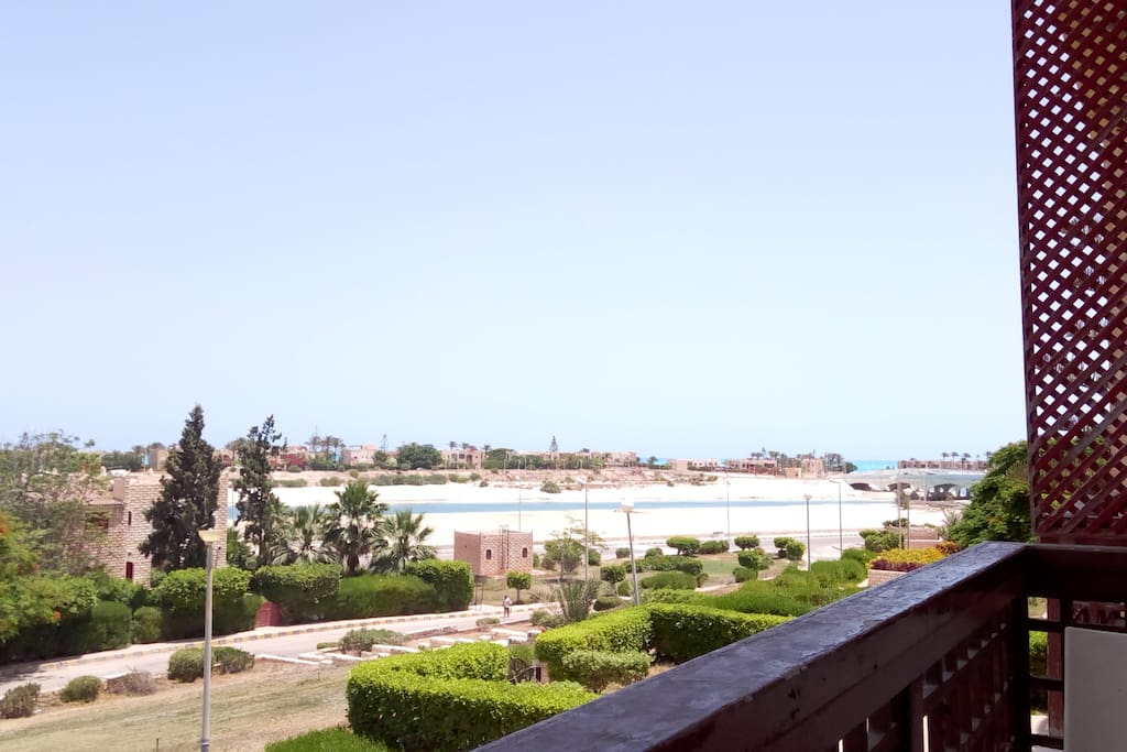 Main View from the Balcony
