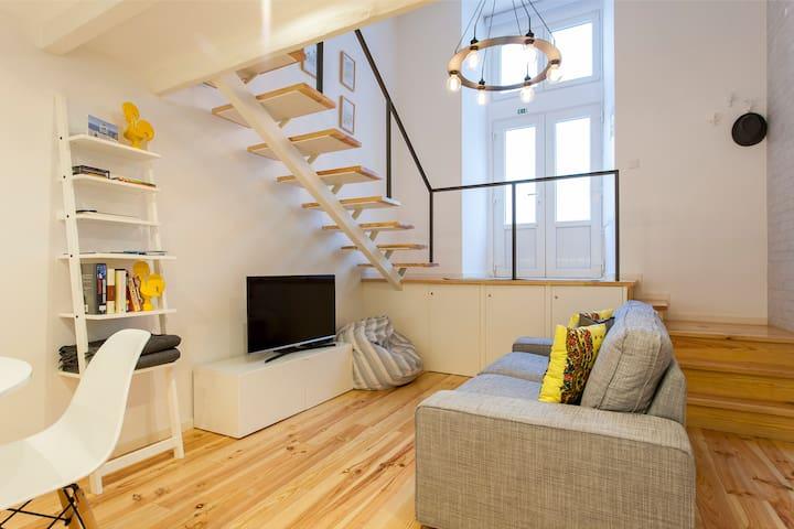 Love Apartments - Exclusive Loft in Bica! - Lisboa - Appartement