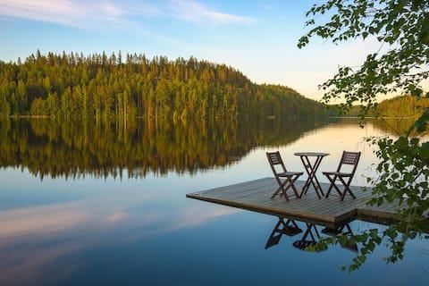 Vuorijärvi cottage