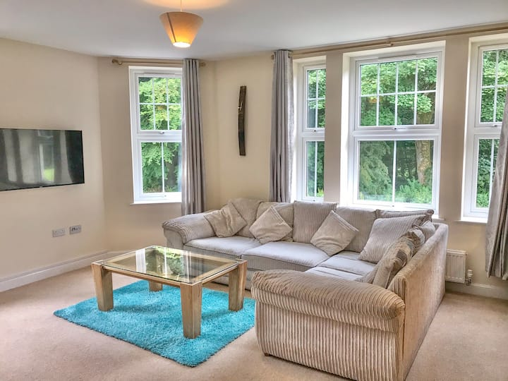 Woodlands Edge • Entire Flat in Ellon • 2 Bedrooms