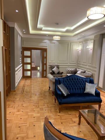 Top Floor Modern Luxury in the Heart of Alexandria