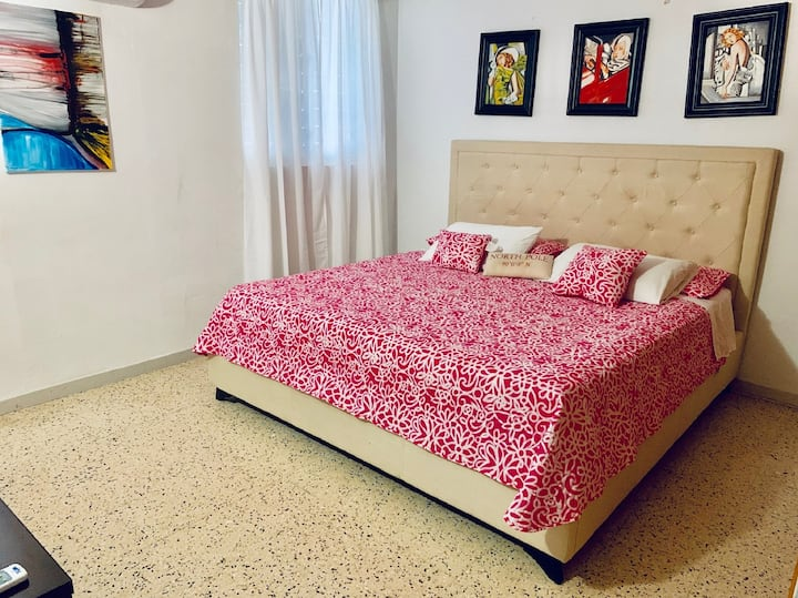 CL 101 –   One Bedroom Villa/ Atenas City Inn