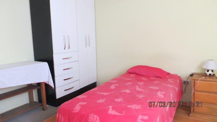 ALQUILO HABITACIÓN POR DÍAS O SEMANAS - Lima - Appartement