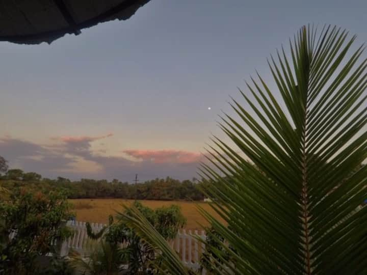 Birdsong, Anjuna- Standard Room-3 Garden View