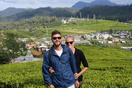 Jungle View Nuwaraeliya - Hakgala - เกสต์เฮาส์