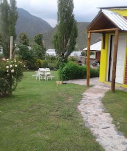 Cabanias Montania Magica ( Mendoza Argentina ) - Potrerillos - 自然小屋
