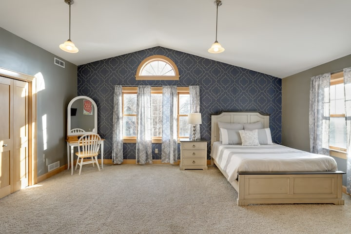 The Artsy Craftsman - Fitzgerald Room